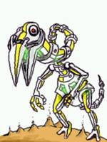 bird walker bot by chaitanyak