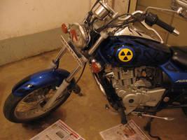 painted bike1 by chaitanyak