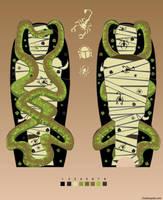 mimobot mummy by chaitanyak