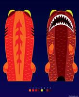 mimobot fish by chaitanyak