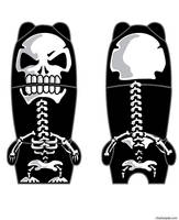 mimobot skeleton by chaitanyak