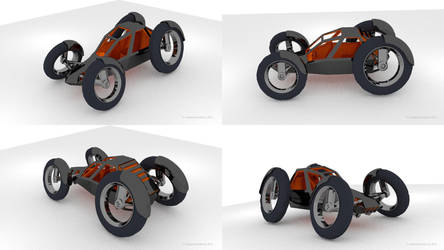 Dune Buggy 2012 by chaitanyak