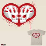 LOVE SKULLS by chaitanyak