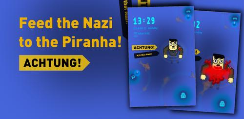 Nazis and Piranhas GoLocker theme by chaitanyak