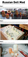 Russian Doll Mod - Process by chaitanyak
