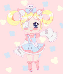Chibi Cutesu I by Magical-Irena