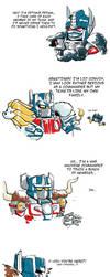 Meet and Greet the Convoys! by Sidian-VenBlu