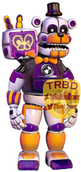 Funtime LolChunk V2 by TheRealBoredDrawer