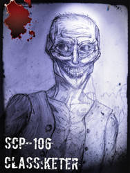 Edited SCP-106  by HollowX4000