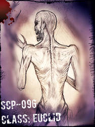 Edited SCP-096 by HollowX4000