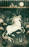 Magnum Mysterium - The Unicorn by JoshTufts
