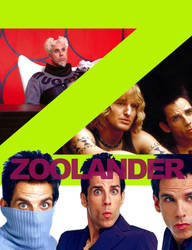 zoolander collage by fueledbynaat