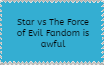 I believe SVTFOE Fandom is really annoying by XTheDarkStrikersX78