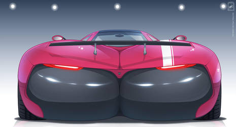 I just love dem rear view Cars is all X3 by wsache2020