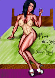 HAPPY NEW YEAR 2019!!!! by Luis3iguel