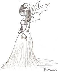 The Little Devil by Monsuuh