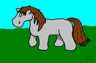 Pony by Monsuuh