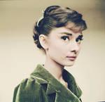 Audrey Hepburn by jay847379055
