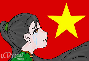 Vietnam's Tears of Happiness by AznLoveAnime
