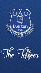 Everton Wallpaper by Puebloz