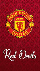 Manchester United Wallpaper by Puebloz