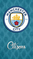 Manchester City wallpaper by Puebloz