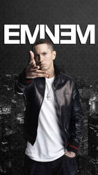Eminem Wallpaper by Puebloz