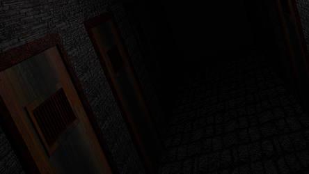 Deep Dark Dungeon by Kitini