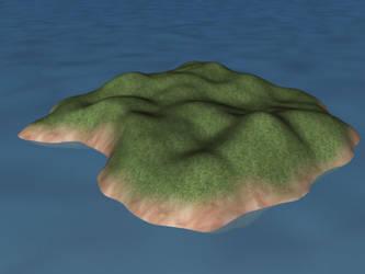 Island by Kitini