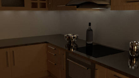 Cycles - Kitchen by Kitini