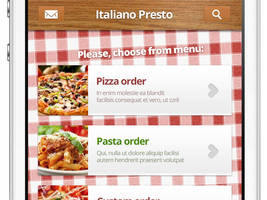 Free italian mobile web design by tempeescom