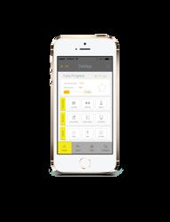 App Diet Home mobile app design by tempeescom
