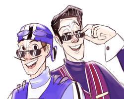 Sunglasses Are Cool by eriqkhearztt
