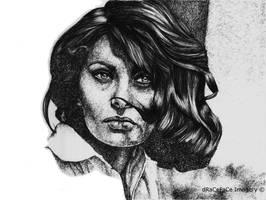 Sophia Loren by dRaCeFaCeImagery