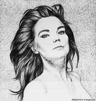 Bjork by dRaCeFaCeImagery