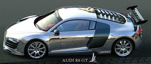 Audi R8 GT MTM by m-a-p-c
