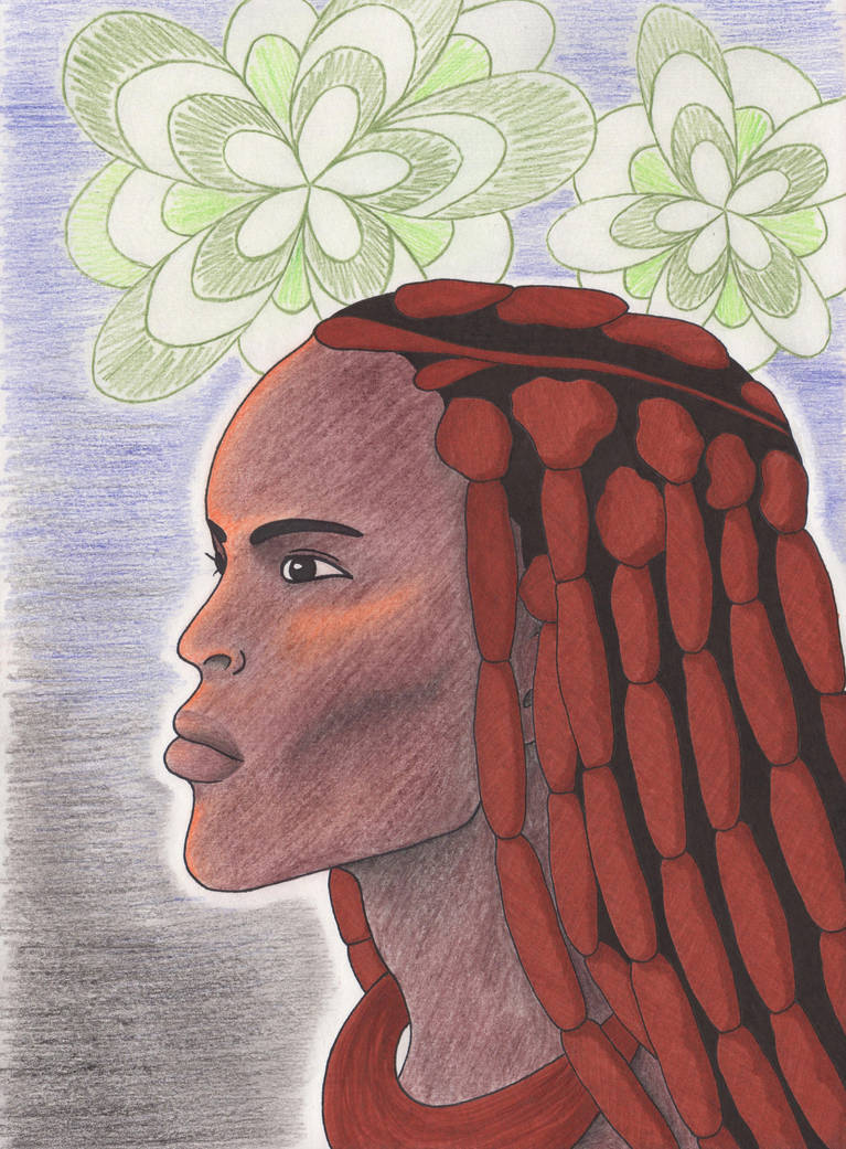 African Tribe by Purple-ViviSan