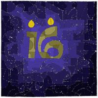 DeviantART 16th Birthday Special by LonicHedgehog