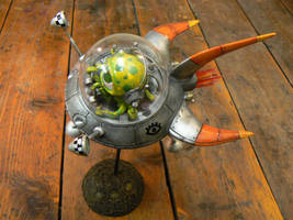 the one eyed astropus by amoebabloke