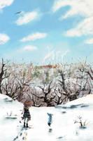 Automne (en fait hiver) by Mistexpi