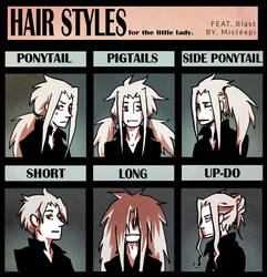 Hair meme FEAT. Blast by Mistexpi