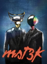 DAFT SCIENCE THEATRE 3000 mash-up by SWNightingale