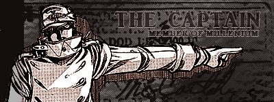 Hellsing: Captain by RizuRizuRizuki