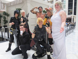 Final Fantasy 15- Taken at Katsucon 2018 by BrinyCosplay