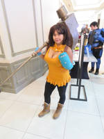 Diane- Another Anime Convention 2018 by BrinyCosplay