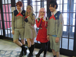 Darling in the Franxx- AnotherAnimeConvention 2018 by BrinyCosplay