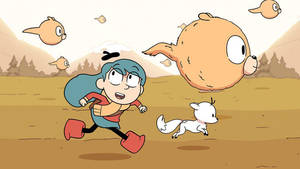 WATCH THIS SHOW!  Hilda Review by dareydare