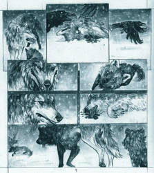 Lamb's Teeth prologue page 4 by foxspitt