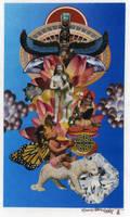 wedding card 2004 by bluespectralmonkey