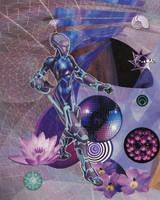 Ultra-Violet by bluespectralmonkey